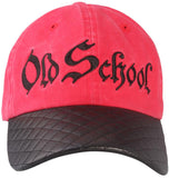 D12OSC01-Old School Dad Hat