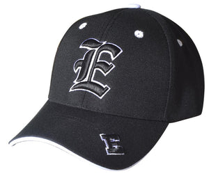 """E"" Alphabet Logo Sandwich Bill Baseball Cap"