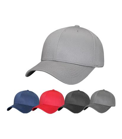 F1464-6 Panel Cotton Flexfit Baseball Cap