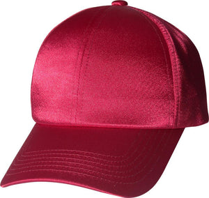 SPC16-27 - SATIN DAD HAT - USWHOLESALECAP - WHOLESALE CAPS AND HATS AT A VERY LOW PRICE!