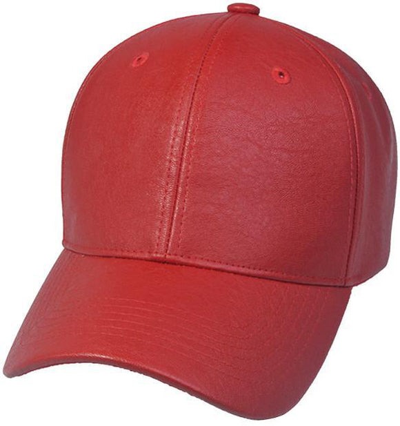 Y4361P - LEATHER CAP - USWHOLESALECAP - WHOLESALE CAPS AND HATS AT A VERY LOW PRICE!