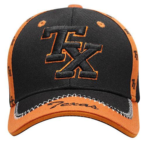 ... new zealand c54itx05 6 panel velcro strap texas tx baseball cap 015db  0234f 7fc3b26898e8