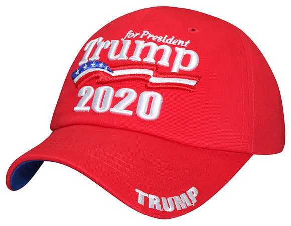 D12TRM04 -Trump For President Dad Hat