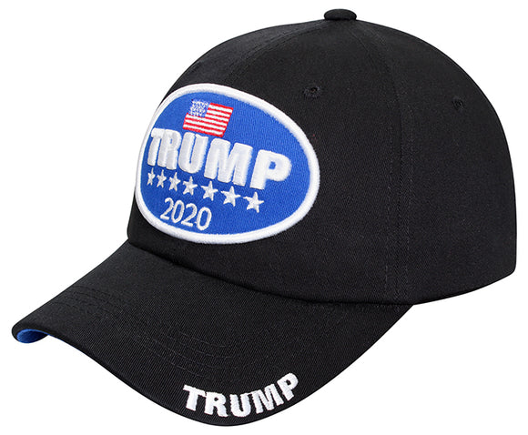 D12TRM01 -Trump US Flag Dad Hat