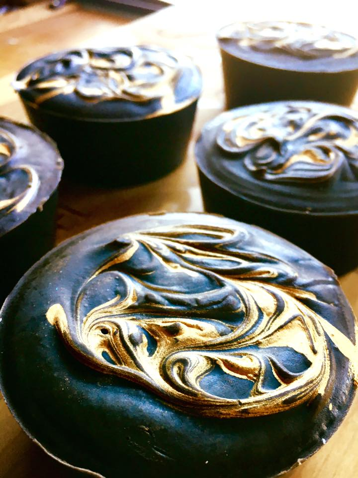 Activated Charcoal & Vanilla Facial Soap