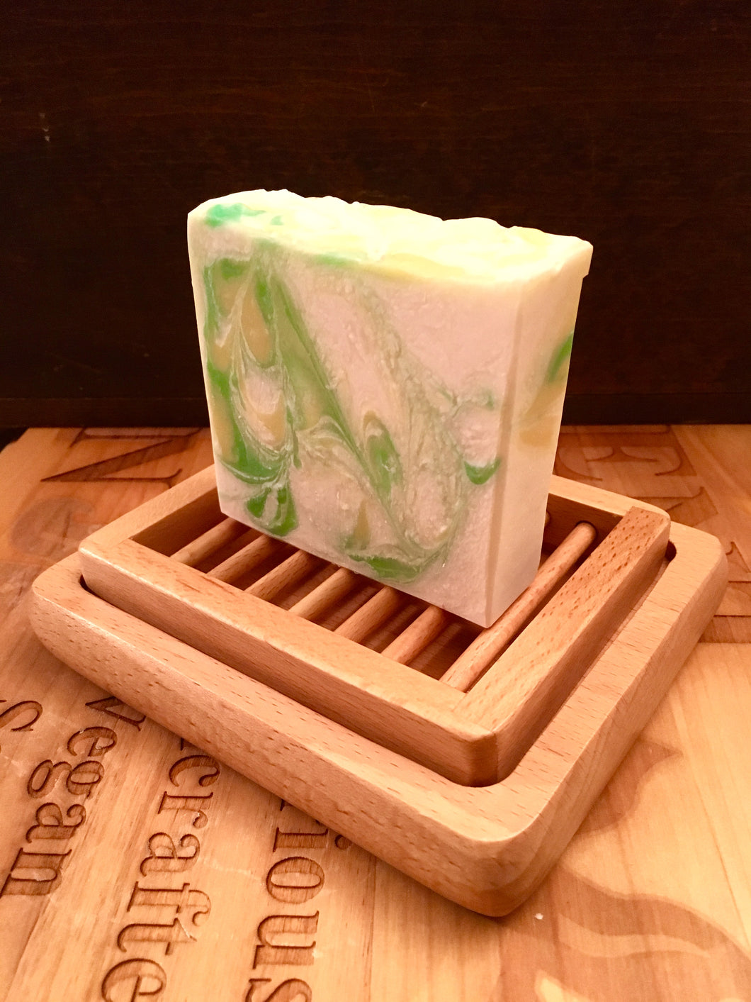 Deluxe Two-Piece Soap Dish