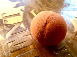 Peppermint, Grapefruit, & Lemon Bath Bomb