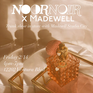 Upcoming Event: NOORNOIR x Madewell Trunk Show on 2/14/20