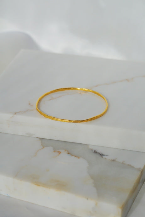 AURA Bangle Gold