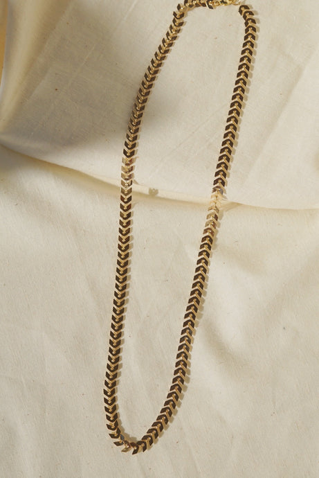 KALI Long Chain Necklace Gold 22