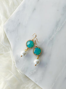 FARAH Crystal Earrings