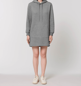 *NEW* Hoodie Dress (Grey)