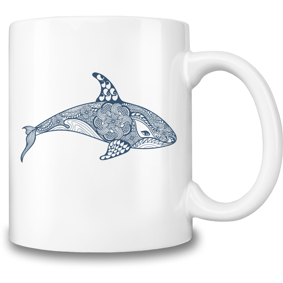 Killer Whale Coffee Mug