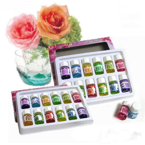 12 Pack Water-Soluble Essential Oils