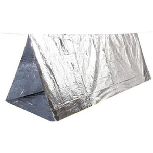 Two-Person Emergency Tube Tent