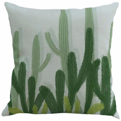 Cactus / Palm Pillow Covers