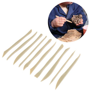 10-piece Clay Carving Tools