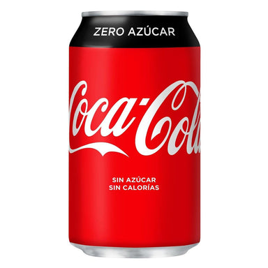 Coca-Cola Zero 6-pack - Meat House Panama