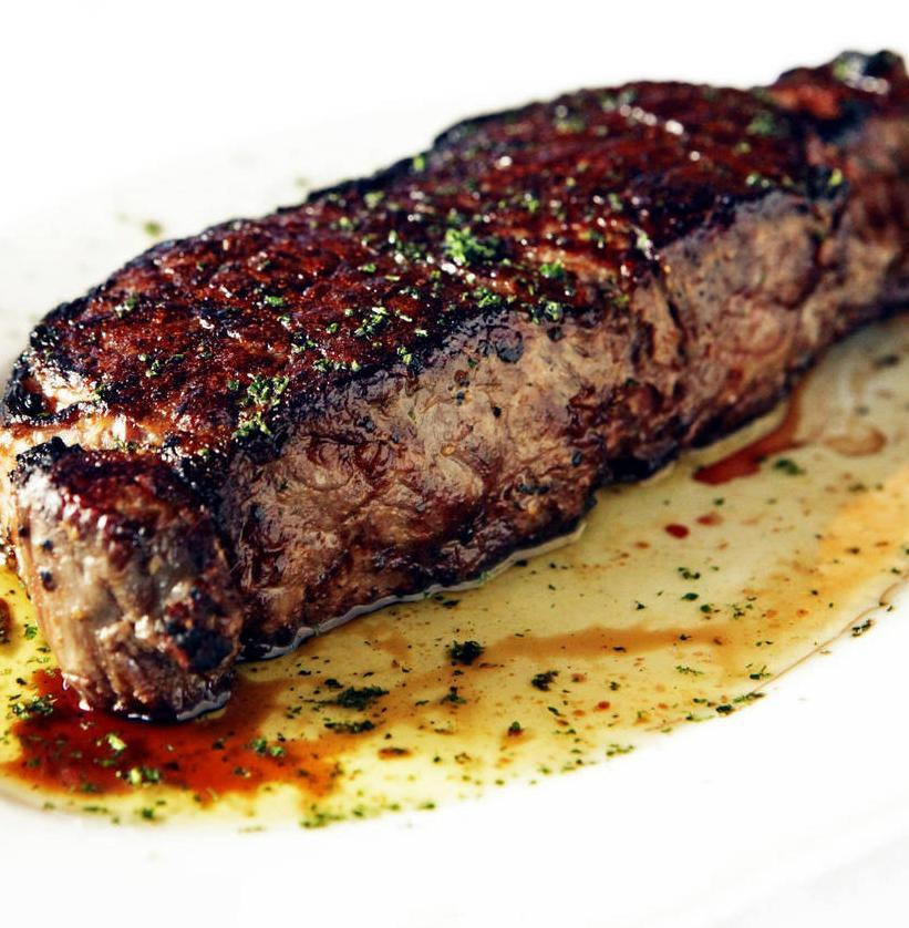 New York Steak Angus USDA Prime