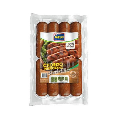 Chorizo Tableño de Pollo