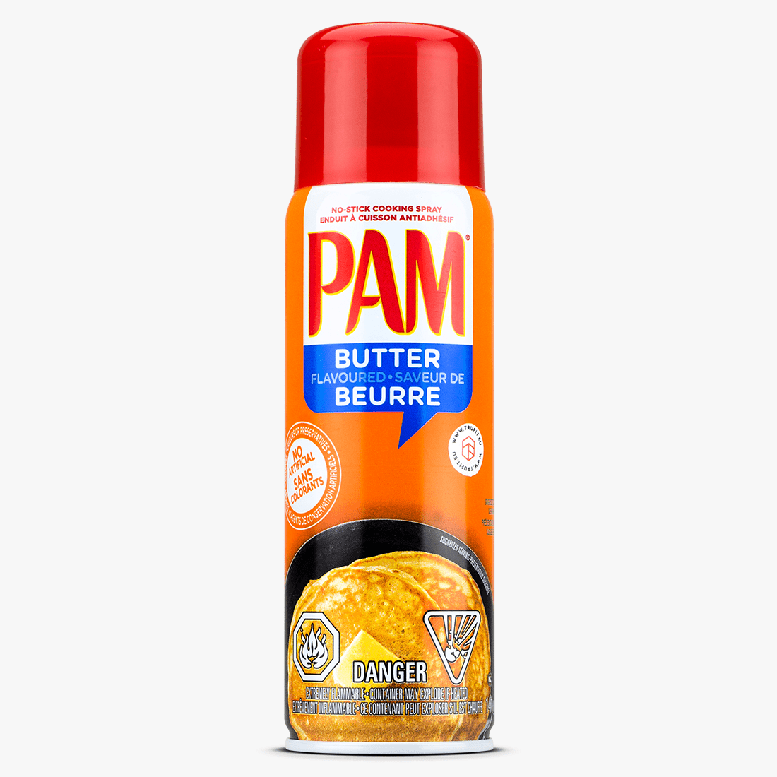 PAM Mantequilla Oil Spray
