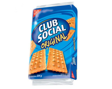 Galletas Originales Club Social