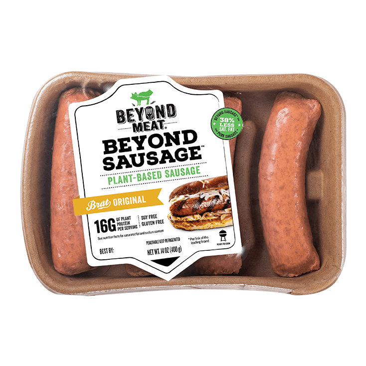 Salchichas Originales Beyond Meat