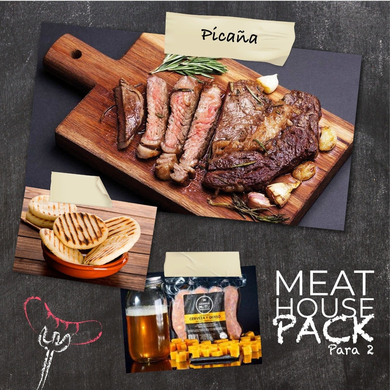 Meat Pack para 2