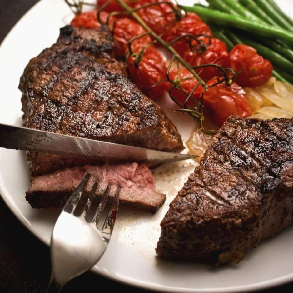 Rib-eye Steak Angus USDA Choice