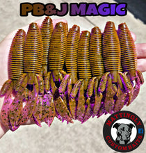 PB&J Magic 4.25  Flippin' Mutts