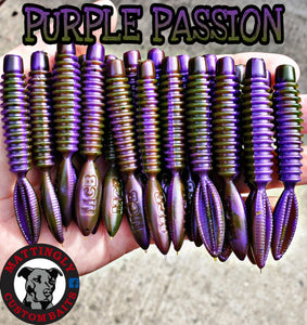 "Purple Passion 3.25"" Runts"