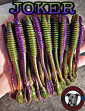 "Joker 5.25"" Alpha Pup Worms"