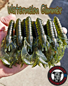 Watermelon Glimmer Craws