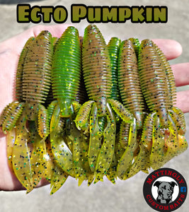 "Ecto Pumpkin  4.25"" Flippin' Mutts"