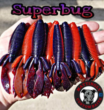 "Superbug 4.25"" Flippin' Mutts"