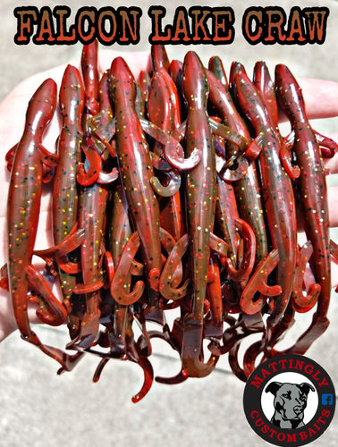 Falcon Lake Craw 6