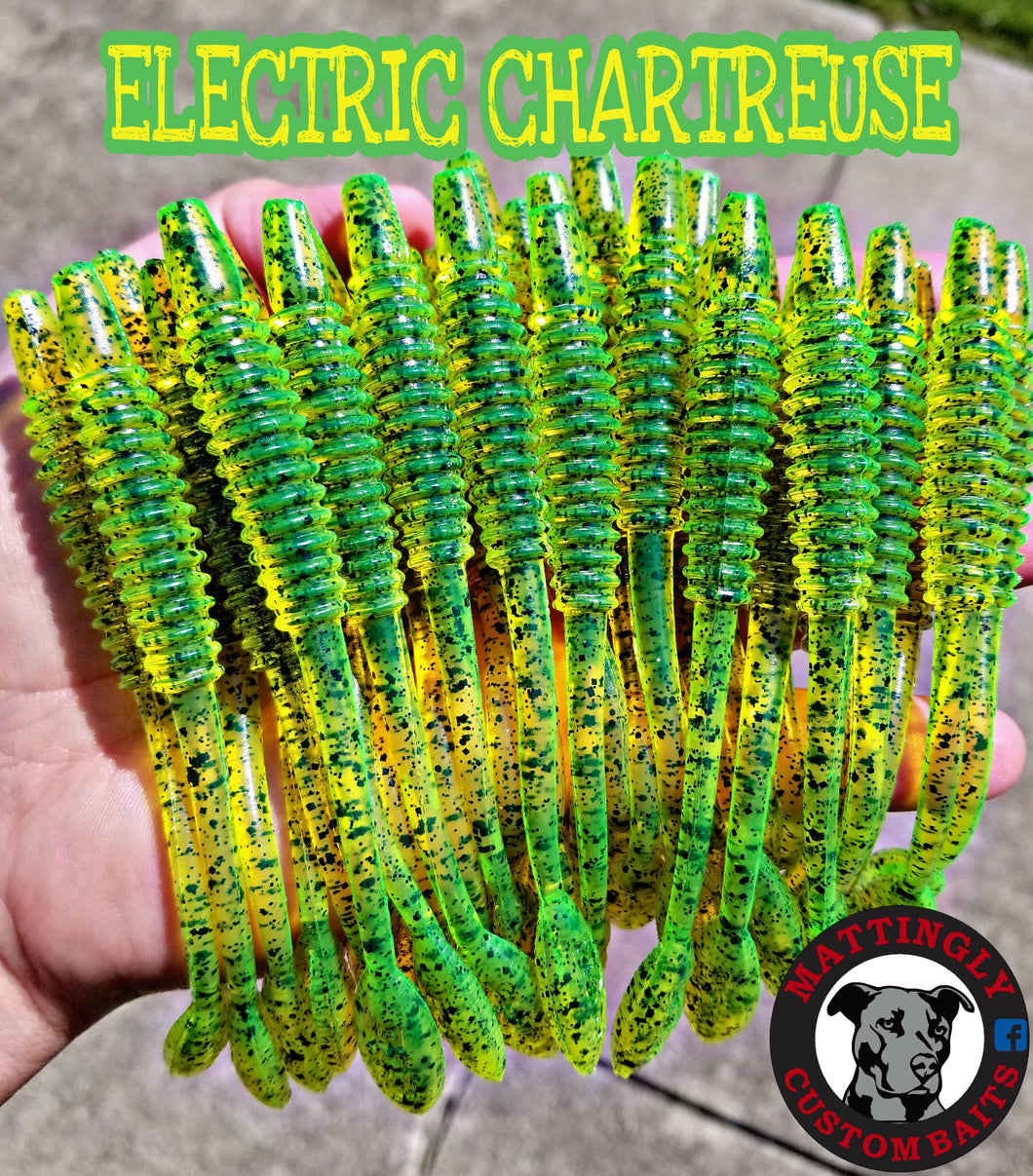 Electric Chartreuse 5.25