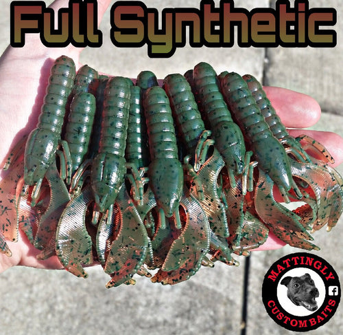 Full Synthetic Craws