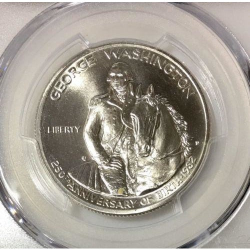 1982 D Washington Commemorative PCGS MS69 #366260