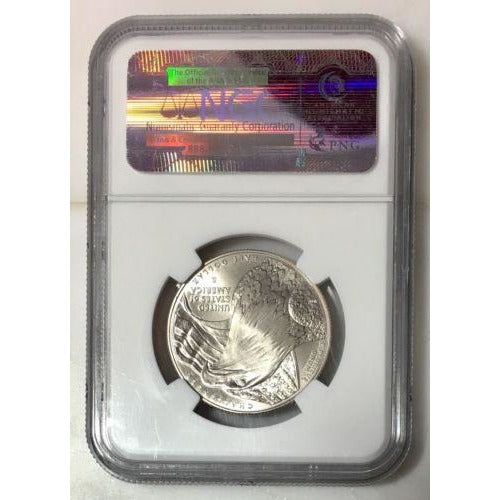 2008 S Bald Eagle Ngc Ms70 #903932 Coin
