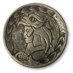 Skywalker - Hobo Nickel *rev Tyes* #hbn32338 Coin