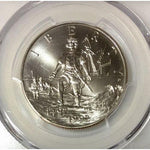 1992 D Columbus Half Dollar PCGS MS69 #555327