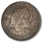 1892 Columbian Half Dollar NGC MS63 #101377