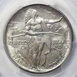 1934 D Oregon Half Dollar PCGS MS66 #1007
