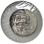 The Coin Stache Mascot-Hobo Nickel *rev Tyes* Hbn35047
