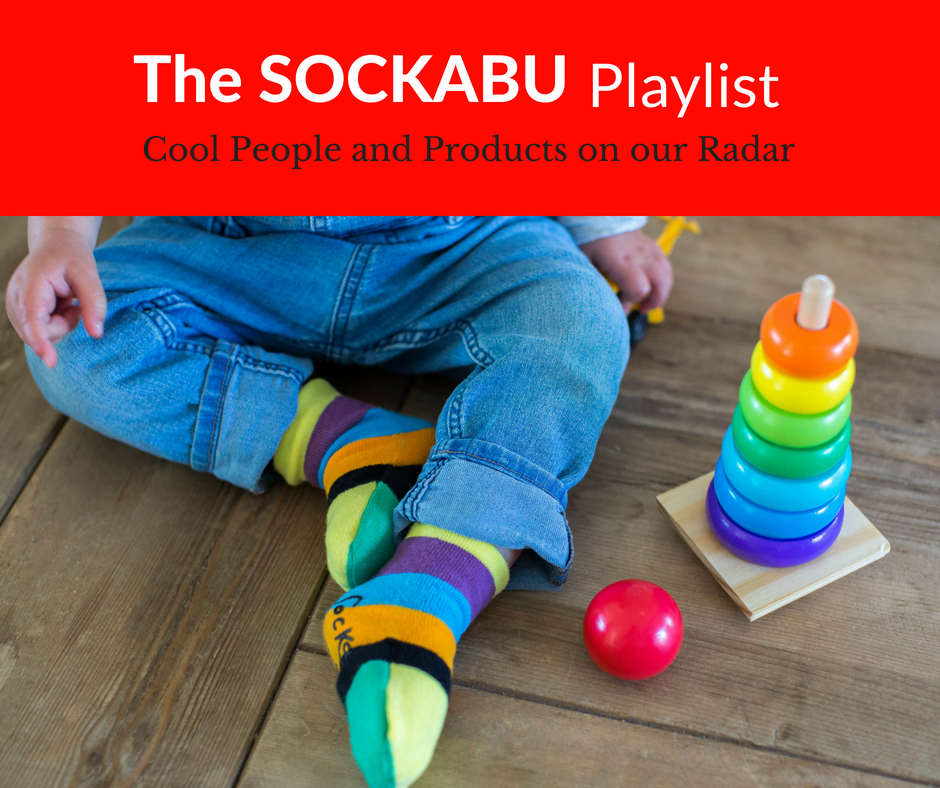 On Our Radar: People & Products Sockabu LOVES!
