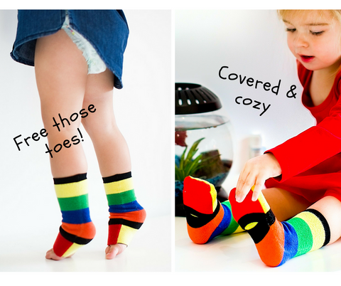 no slip toddler socks