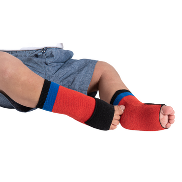 Baby Gripper Sock | Big Reds
