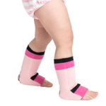 Baby Gripper Sock | Pink Piggies