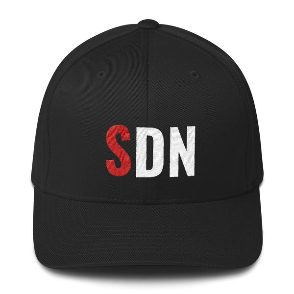 StopDoingNothing Structured Twill Cap